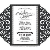 black-tie-lasercut-invitations