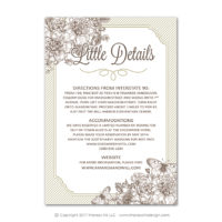 French Peony Enclosure Cards
