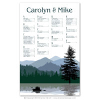 Lake Wilderness Seating Charts