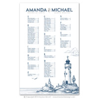 Lighthouse Seating Charts
